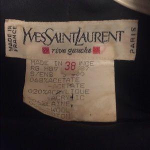 Yves Saint Laurent Dresses - YSL label for @epoquemartin